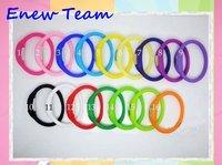 Free shipping NEW Anion Sports Wrist Bracelet Silicon Unisex Watch/Bracelet Watch sports watch