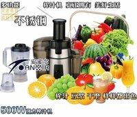 Free shipping.Electric juicer power juicer 500-Watt Variable-Speed Juice Extractor