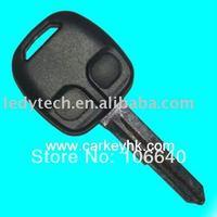 Mitsubishi 2 button remote key case , cover shell blank wholesale