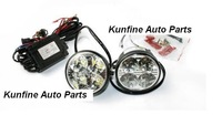 Free shipping! E8 Certificated ,Auto LED Daytime Running light 12V/8W +18months warranty