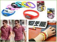 50 pcs/lot free shipping Anion watch Fashion Wrist sport Watch silicone watch