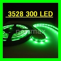 LED Strip LED ribbon Ultra-bright low power consumption Flexible LED light Strips Green 1rolls/lot