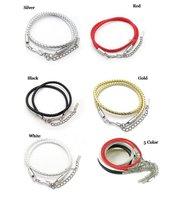 Free Shipping 50pcs/lot Japan Korea Skinny women Ladies Belts Chain Metal 5 Colors gifts Wholesale