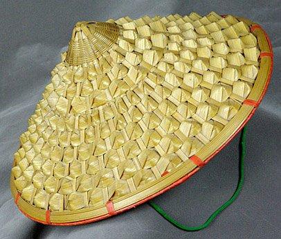 chinese bamboo hat summer hot sale bamboo hat(China (Mainland))