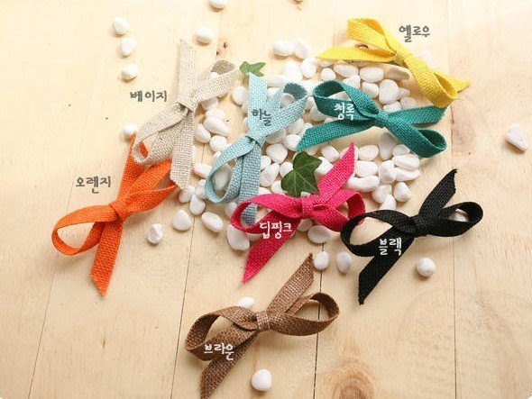 Free shipping wholesales or resales hairclip headwear with bow(China (Mainland))