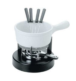 online kaufen gro handel white ceramic fondue set aus china white ceramic fondue set gro h ndler. Black Bedroom Furniture Sets. Home Design Ideas