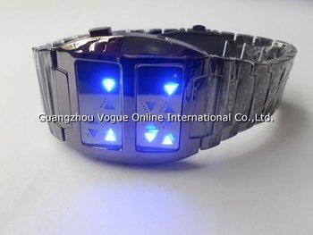 cheap LED watch led watch manufacturer/supp;lier free shipp+dropshipping led watch for man/women