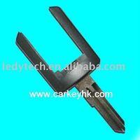Good quality Opel remote key head shell