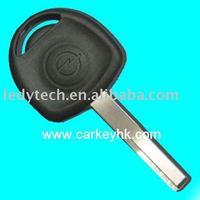 Good quality Opel transponder key with HU100 blade ID40 chip