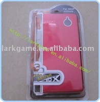 for Dsi NDSi 5 pcs/lot New  Crystal Hard Case Cover +free shipping