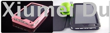 Free shipping tablet pc case Leather accessories case for Ipad case For 7 inch Google Android Apad For Ipad case