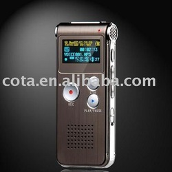 Voice recording program with MP3 Player,2GB(China (Mainland))