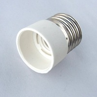 Best selling 20pcs/pack convertion lamp holder for led light, E27 transfer to socket E14