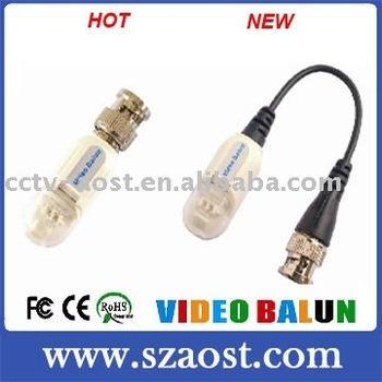 Single Channel Passive Video balun   STT-106