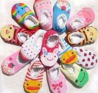 Free shipping! BUSHA Nonskid baby socks - Nonslip Toddler Footgear Baby Sho