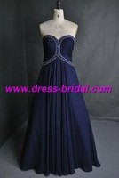 Popular Chiffon Off-Shoulder Free Shipping Eveving Dress&Prom Gown