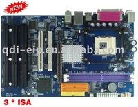 Intel 845GV Motherboard with ISA slots socket 478,onboard VGA,SOUND,LAN