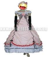 Freeshipping Hot Selling low price Cheap Cosplay Costume C0407 Black Butler Kuroshitsuji Ciel Phantomhive
