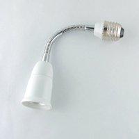Best performance, 6pcs/pack Extended rotating lamp holder for led light,extension E27 lamp holder