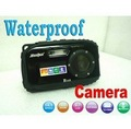 "Waterproof digital camera 2.7"" TFT screen,10m underwater 12 mega 8x zoom digital camera"