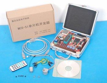 MCS - 51 MCU development board functional test board+colour screen LCD+ other single, wholesale