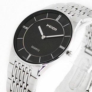 wholesale Man watch/business / 2 needles/quartz watch/ultra-thin/man watches