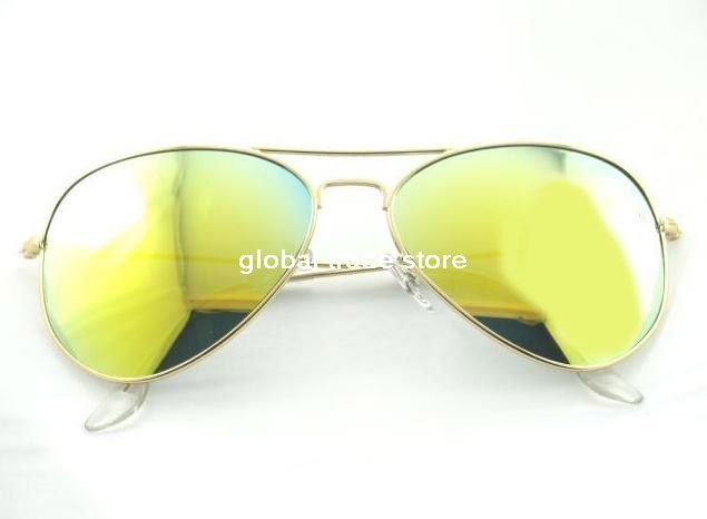 Wholesale - free shipping - Best Quality Men's Mens Sunglasses Sun Glasses 58mm Lens ,fghhfl31(China (Mainland))