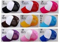 Graffiti Caps Hip-hop Mesh Cap Fashion Hats Leisure Summer Style Latest Net Headgear Mix color