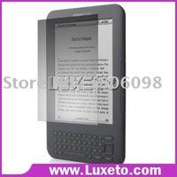 Anti-scratch screen guard for Kindle3g---shenzhen factory