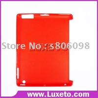2011 newest TPU smart back cover for iPad 2---shenzhen factory