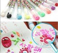 hot&novelty gift!pen,gift pen,Popcorn pens, bubble pen(10pieces/bags) EMS,air mail45%discount