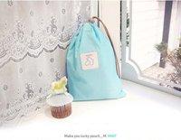 100pcs/lot Storage Bag Multi-function Space saver Collecting bags travel storage bag underwear shoe clothes bag (L)