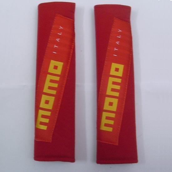 MOMO Red Seat Belt Shoulder Pads(China (Mainland))