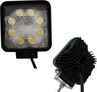 24W LED Working Light 12V/24V Truck SUV ATV Boat Light