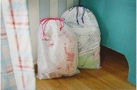 50set/lot(7size/set) Storage Bag Multi-function Space saver Collecting bags travel storage bag underwear shoe clothes bag