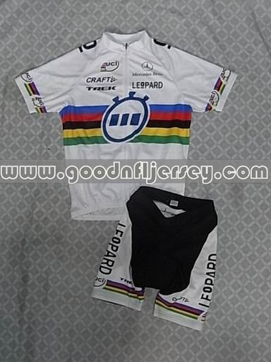 2011 Trek-Leopard Cycling Jersey And Shorts Set(China (Mainland))