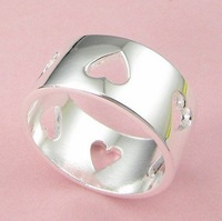 NEW Fashion jewelry+925 sterling silver charm fashion RING+FREE SHIPPING+Wholesale jewelry