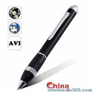 HD Mini Pen Camera - 720P Pen Camcorder - Pen Camera Support TF Card