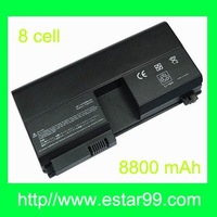 BATTERY FOR HP Pavilion tx 1000 1100 1200 2000 KD-HP-TX1000 battery & Free Shipping