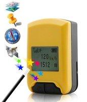 FREESHIPPING+Waterproof Mini Global GPS Rreceiver +GPS Receiver + Distance Monitor GPS Tracker