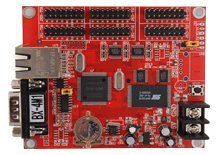 BX-4M1  LED DISPLAY CONTROL CARD(Network Interface or USB) single & dual color support