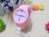 Free Shipping for 50pcs/lot for jelly watch, high-quality watch,unisex watch Hot Sales