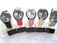 2011 hot selling/Fashion waist watches/hello kitty Quartz Watches/children cartoon waist watches/3 color