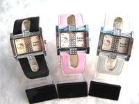 2011 hot selling/Fashion waist watches/hello kitty with crystalQuartz Watches/children cartoon waist watches/3 color
