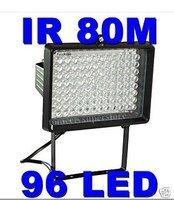 CCTV 96 LED Night vision 80m cctv infrared illuminator 2pcs FREE SHIPPING
