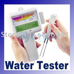 Swimming Pool Water CL2 PH Tester Meter Free Shipping(China (Mainland))
