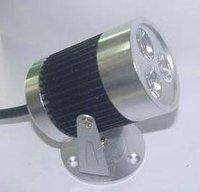Free shipping 8pcs 3w LED track light / LED ceiling spotlight 3*1w Spotlight 12V