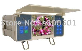 3.5inch protable multifunctional satellite meter /monitor KPT-906