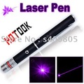Dropship 650nm 5mW Presenter violet laser Purple Laser Pointer point Pen -- free shipping