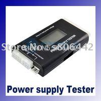 ATX SATA Power Supply Tester LCD Display 20/24 pin  dropshipping